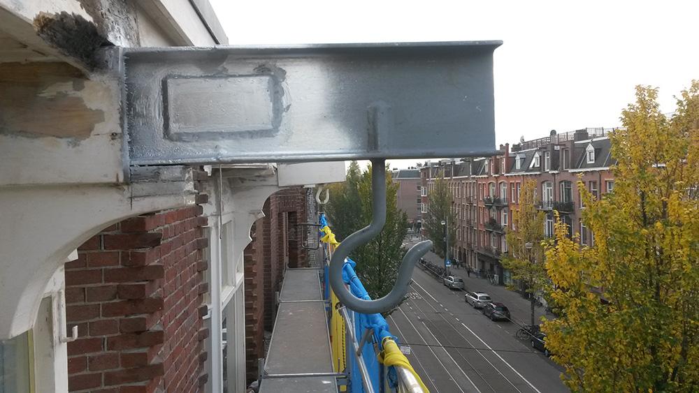 Hanebalken Amsterdam
